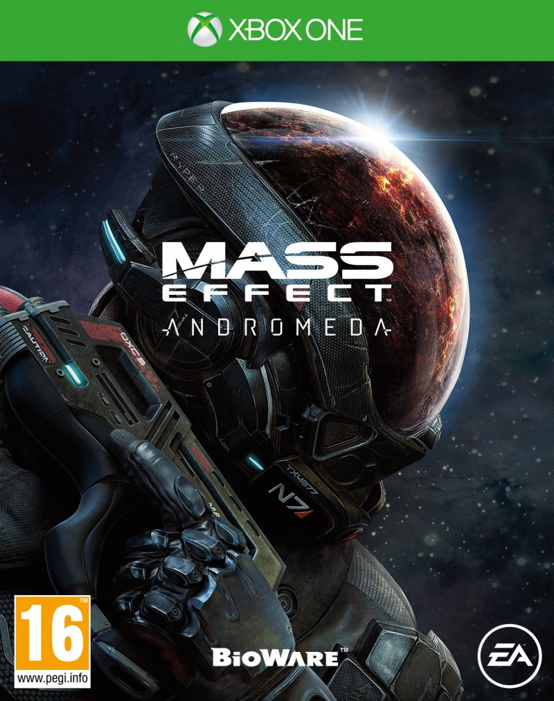 Mass Effect: Andromeda (uk/nordic) - Xbox One