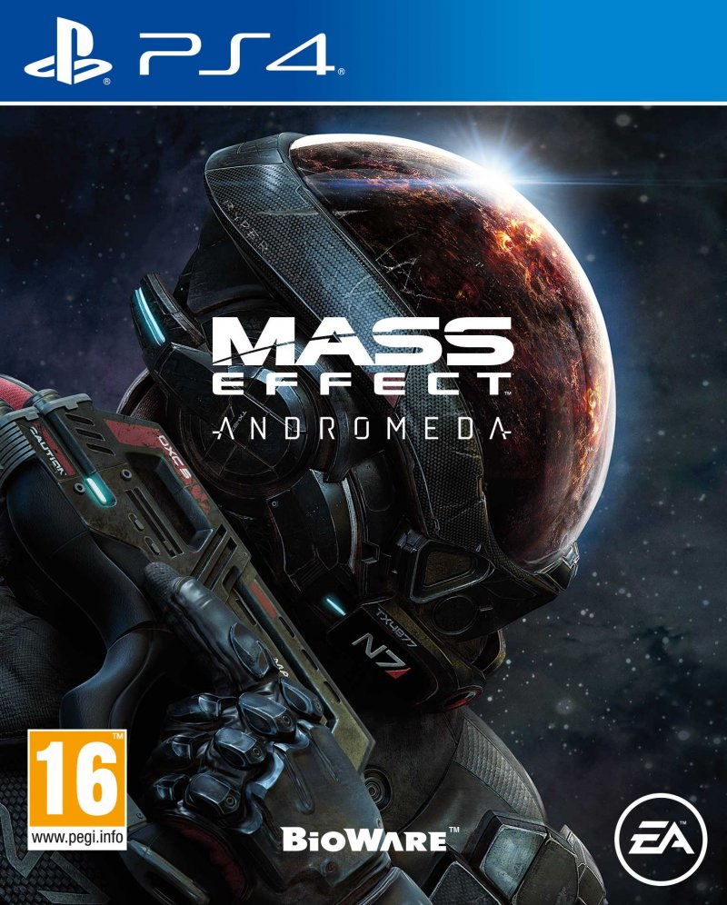 Image of   Mass Effect: Andromeda (nordic) - PS4