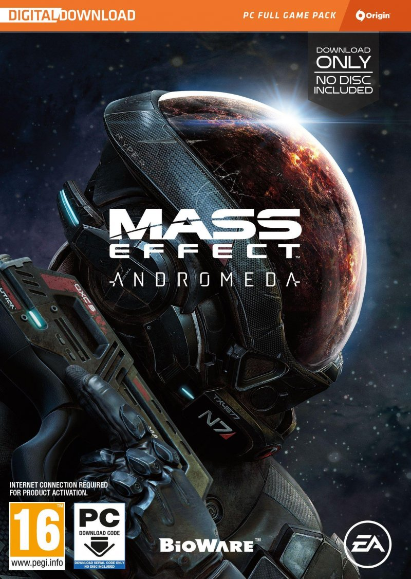 Image of   Mass Effect: Andromeda - PC