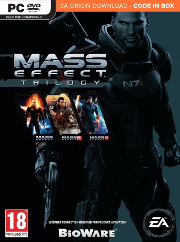 Image of   Mass Effect Trilogy - PC