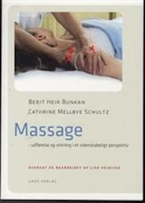 Image of   Massage - Berit Heir Bunkan - Bog