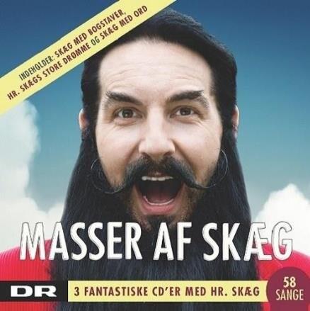 Hr. Skæg - Masser Af Skæg - CD