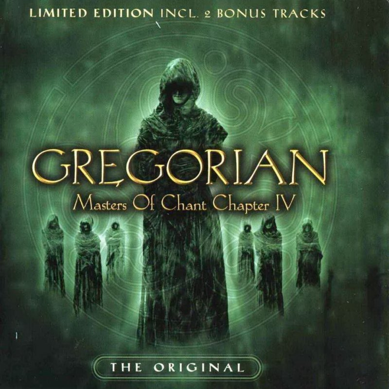Image of   Gregorian - Masters Of Chant Iv - CD