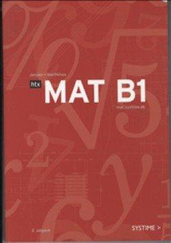 Image of   Mat B1 Htx - Michael Jensen - Bog