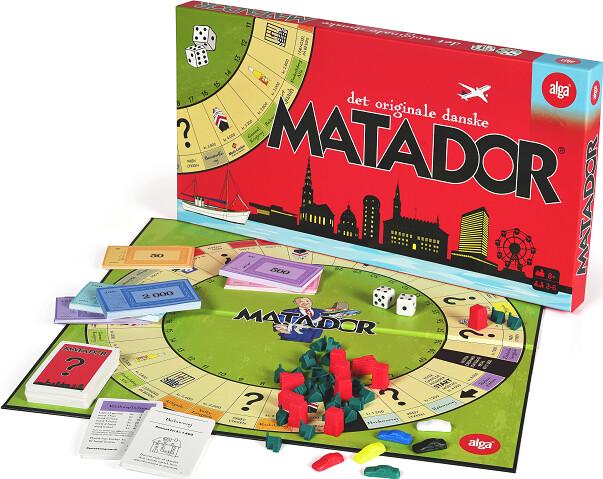 Image of Matador Spil / Brætspil