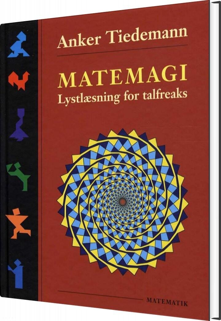 Image of   Matemagi - Anker Tiedemann - Bog
