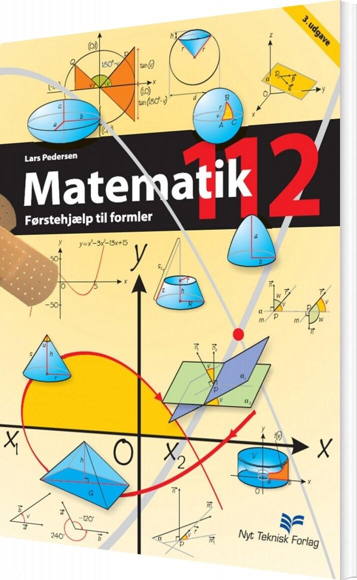 Image of   Matematik 112 - Lars Pedersen - Bog
