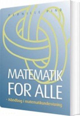 Image of   Matematik For Alle - Pernille Pind - Bog