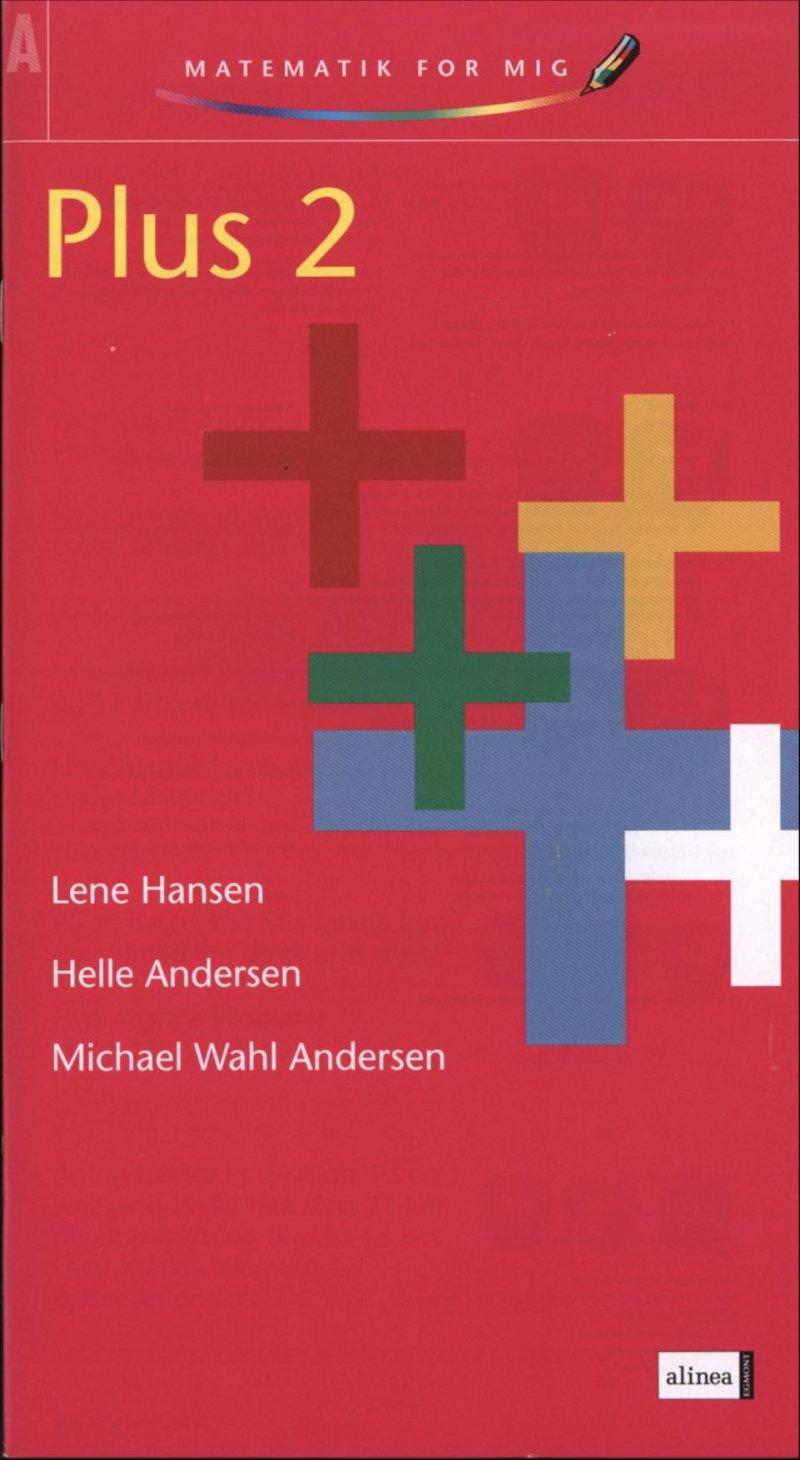 Image of   Matematik For Mig, Plus 2 - Helle Andersen - Bog