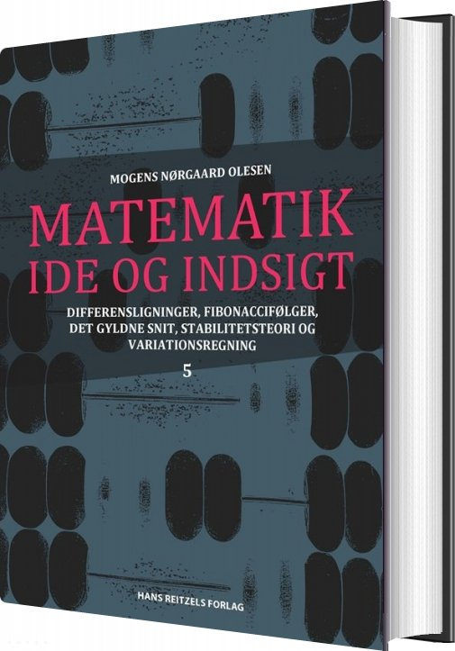 Image of   Matematik - Idé Og Indsigt 5 - Mogens Nørgaard Olesen - Bog