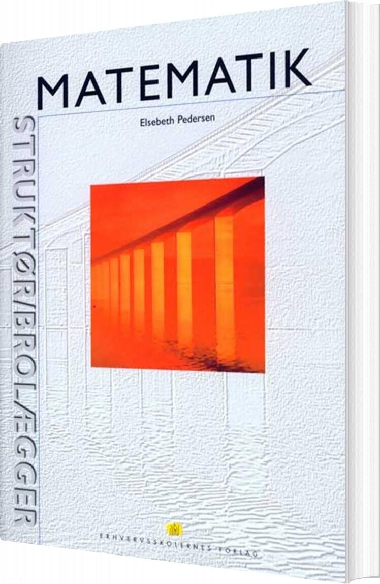 Image of   Matematik - Elsebeth Pedersen - Bog