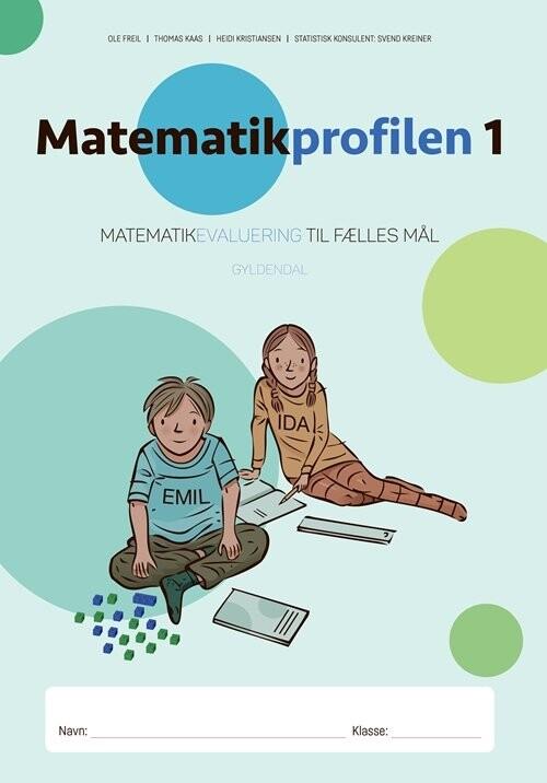Image of   Matematikprofilen 1 - Thomas Kaas - Bog