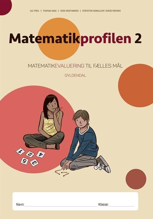 Image of   Matematikprofilen 2 - Thomas Kaas - Bog