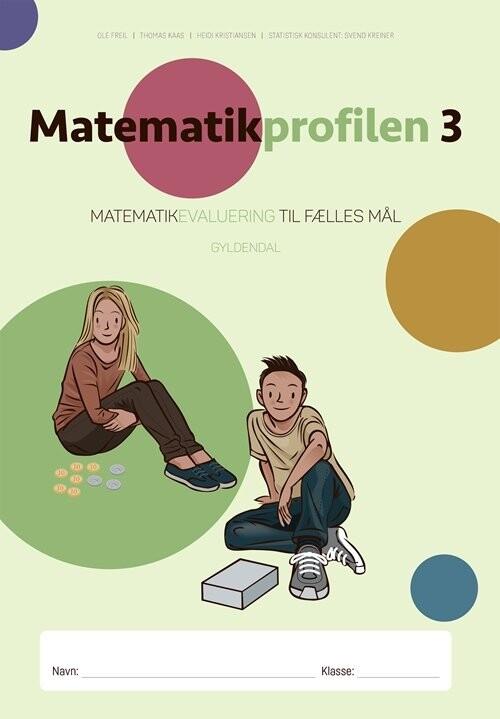 Image of   Matematikprofilen 3 - Thomas Kaas - Bog