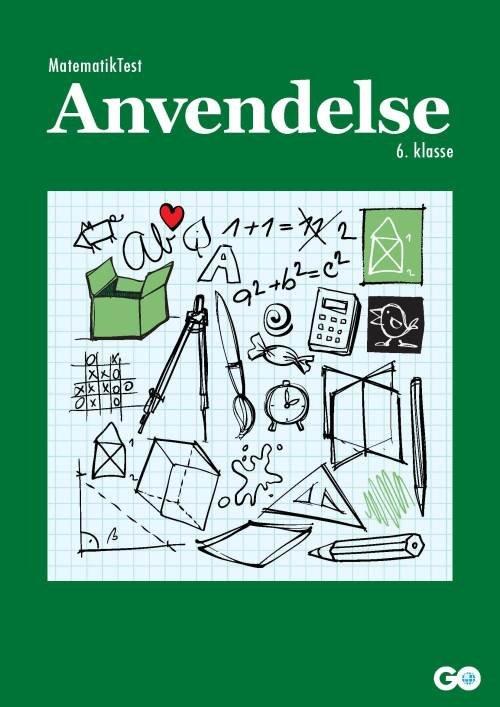 Matematiktest - Anvendelse - Pakke á 25 Stk - Michael Skånstrøm - Bog