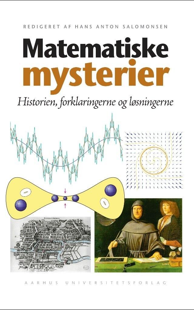 Image of   Matematiske Mysterier - Hans Anton Salomonsen - Bog