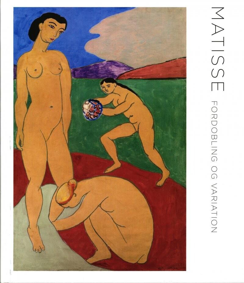 Matisse - Dorthe Aagesen - Bog