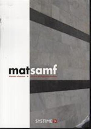 Image of   Matsamf - Thomas Schausen - Bog