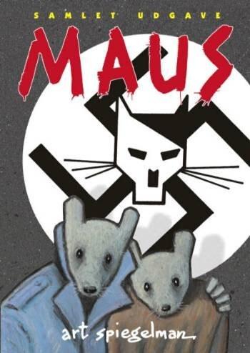 Image of   Maus - Art Spiegelman - Tegneserie