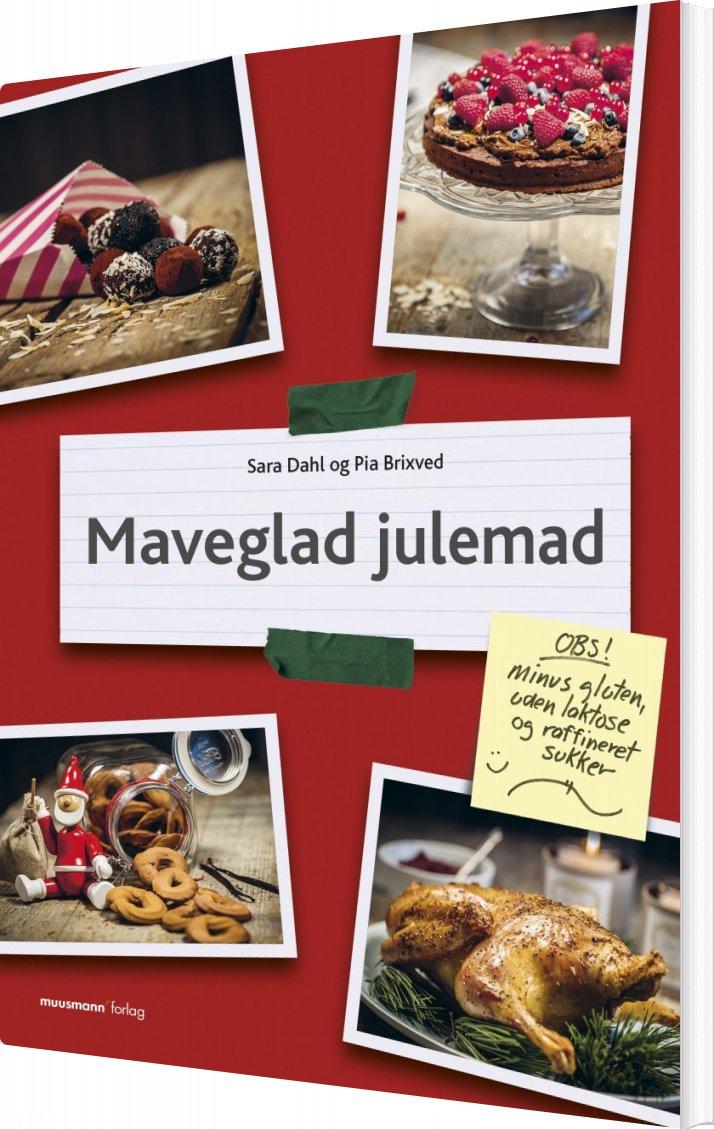 Maveglad Jul - Sara Dahl - Bog