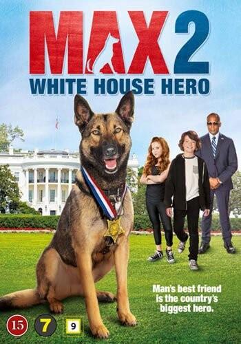 Billede af Max 2: White House Hero - DVD - Film