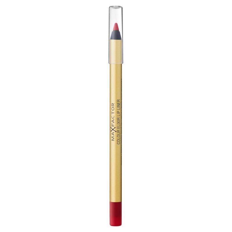Max Factor Colour Elixir Lip Liner - Red Rush