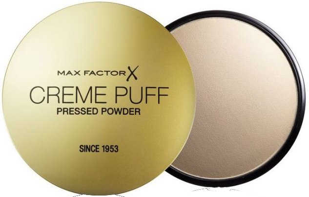 Image of   Max Factor Pudder - Creme Puff - Nouveau Beige
