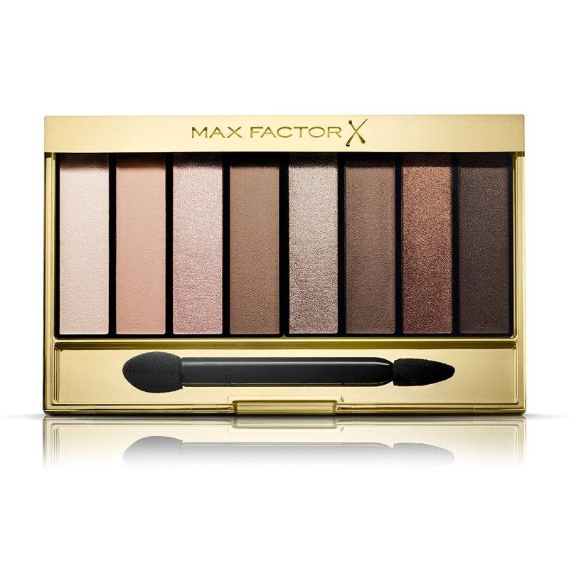 Max Factor Masterpiece Nude Palette - Cappucino Nudes 01