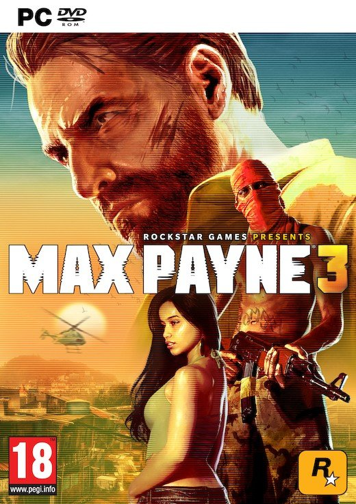 Image of   Max Payne 3 - PC