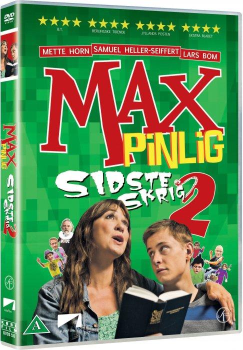 Billede af Max Pinlig 2 - Sidste Skrig - DVD - Film
