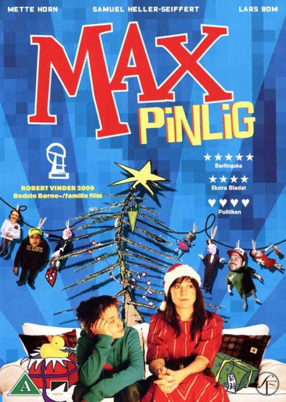Billede af Max Pinlig - DVD - Film
