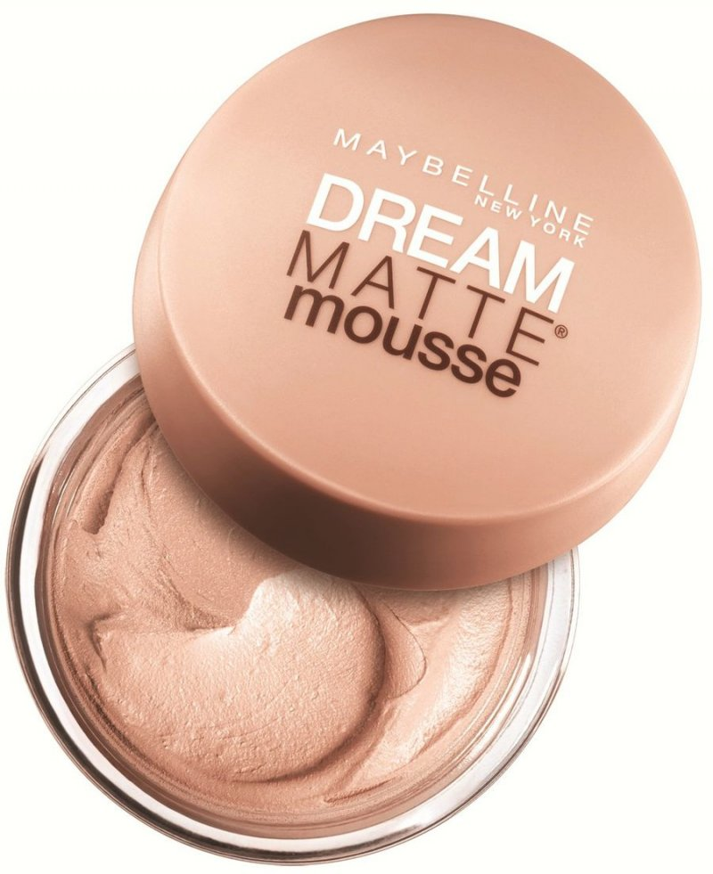 Image of   Maybelline - Dream Matte Mousse - 010 Ivory