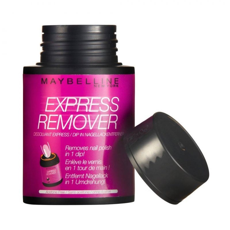 Maybelline Express Remover Neglelakfjerner