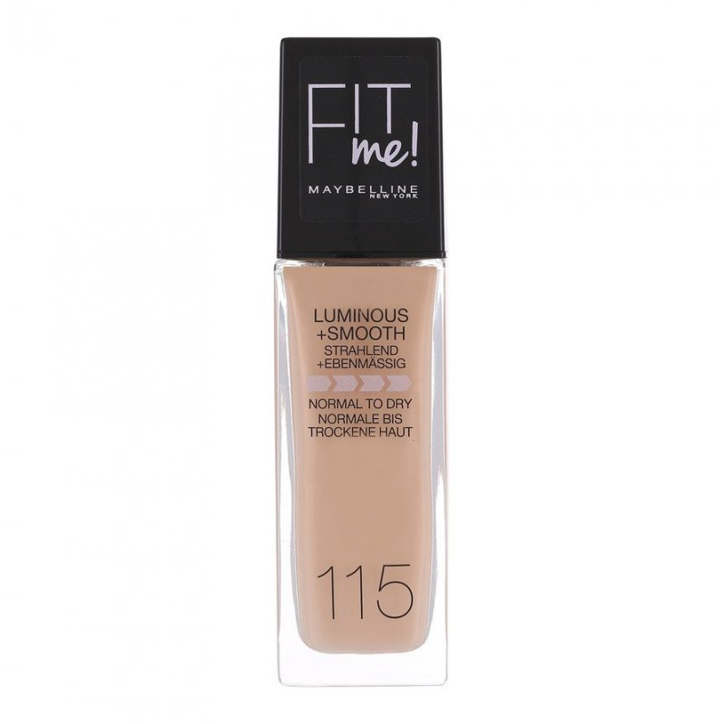 Image of   Maybelline - Fit Me Foundation - Ivory 115