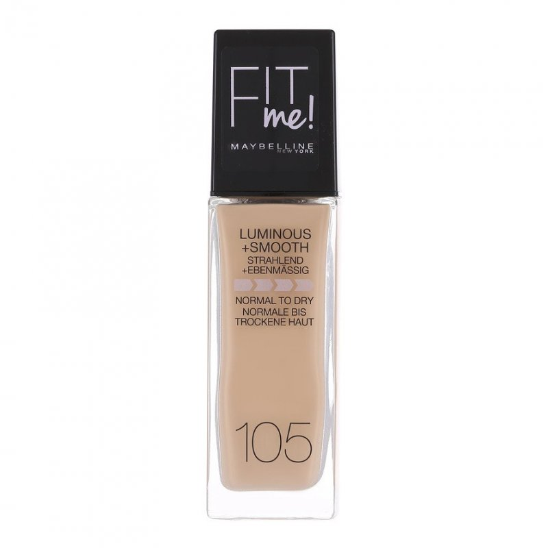 Image of   Maybelline - Fit Me Foundation - Natural Ivory 105