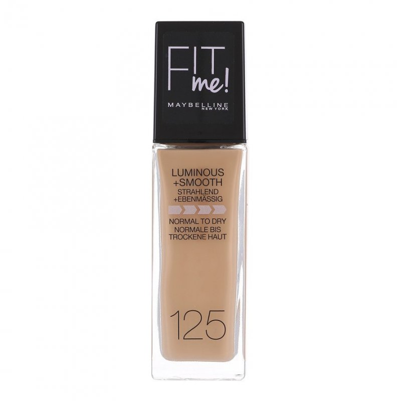 Image of   Maybelline - Fit Me Foundation - Nude Beige 125