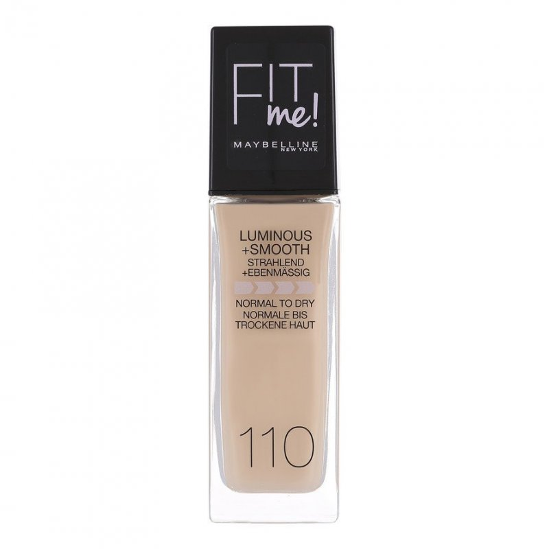 Image of   Maybelline - Fit Me Foundation - Porcelain 110