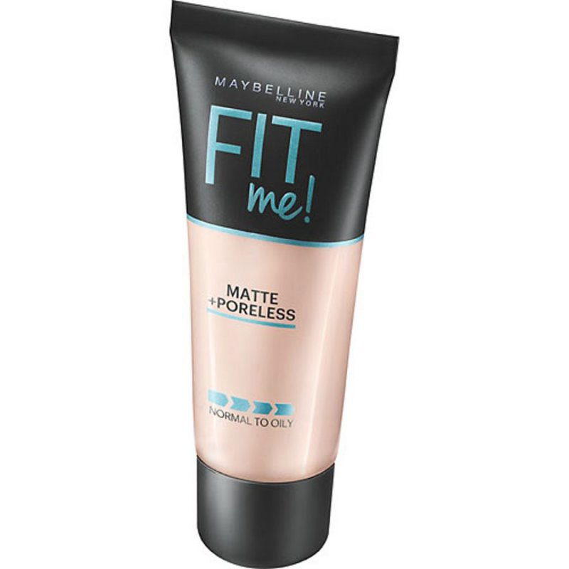 Image of   Maybelline - Fit Me Matte + Poreless Foundation - Classic Ivory 120