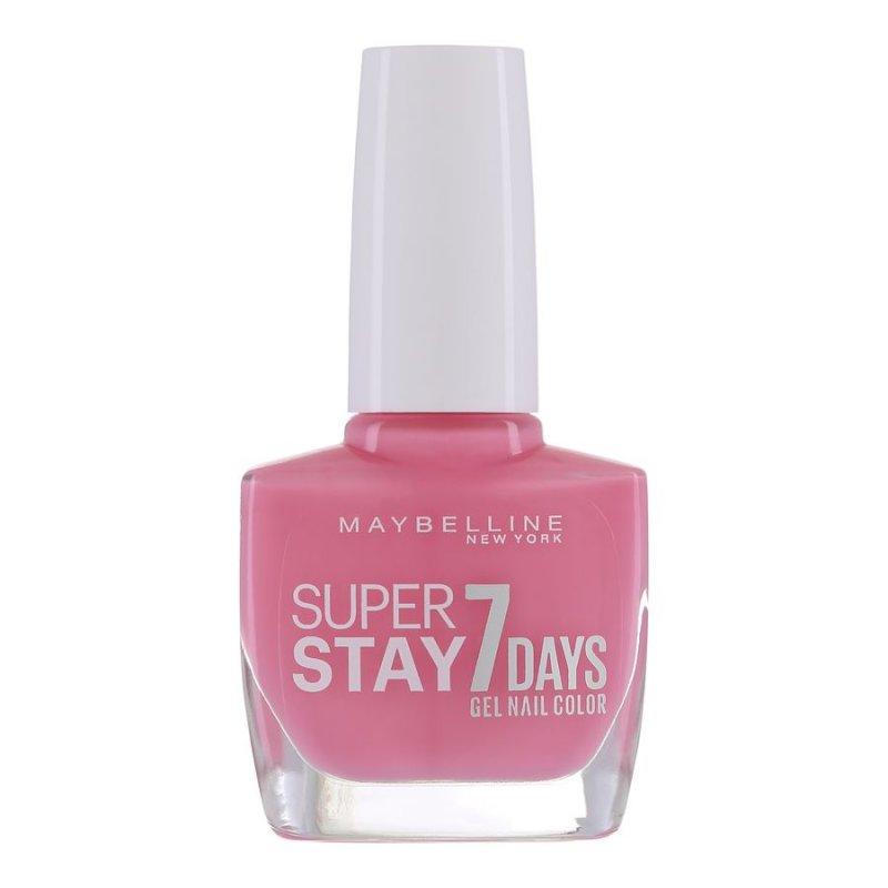Image of   Maybelline Forever Strong Neglelak / Nail Polish - Enduring Pink