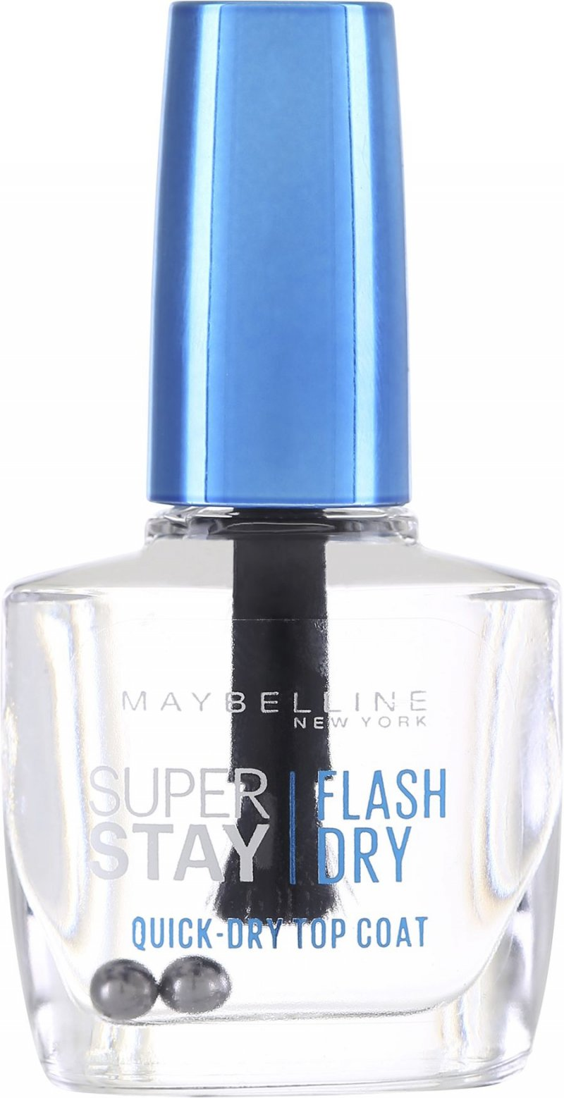 Image of   Maybelline Forever Strong Neglelak / Nail Polish - Flash Dry Top