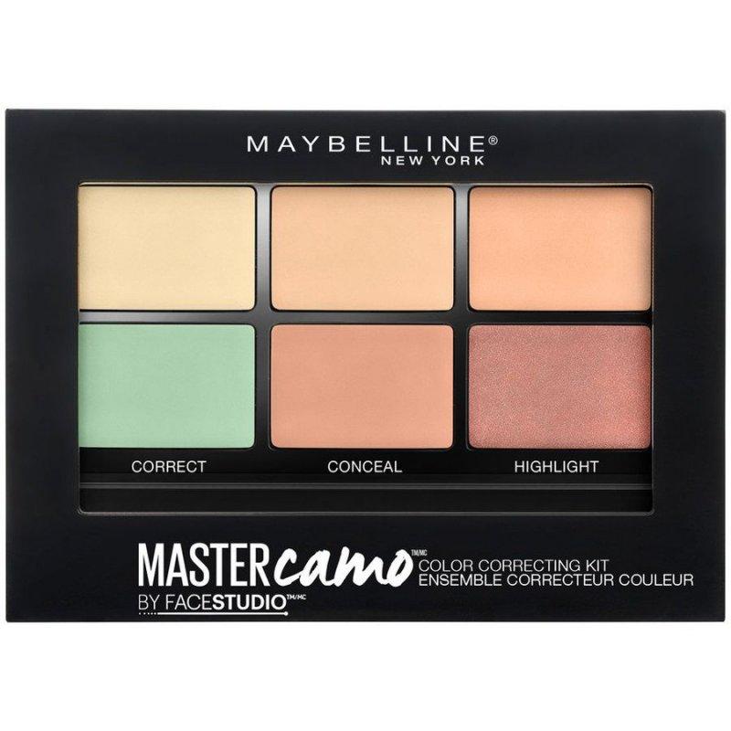 Image of   Maybelline Master Camo Concealer Palette - 1 Light