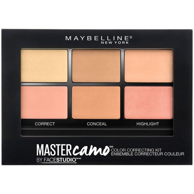 Image of   Maybelline Master Camo Concealer Palette - 2 Medium