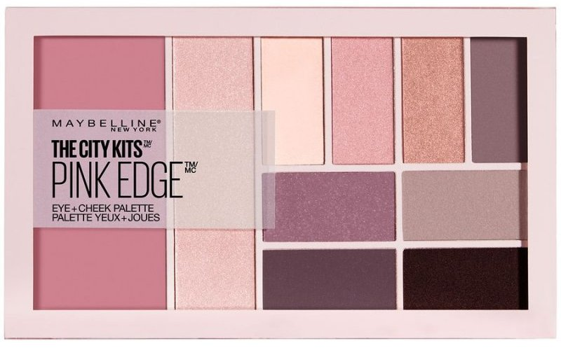 Maybelline Pink Edge Multi Palette