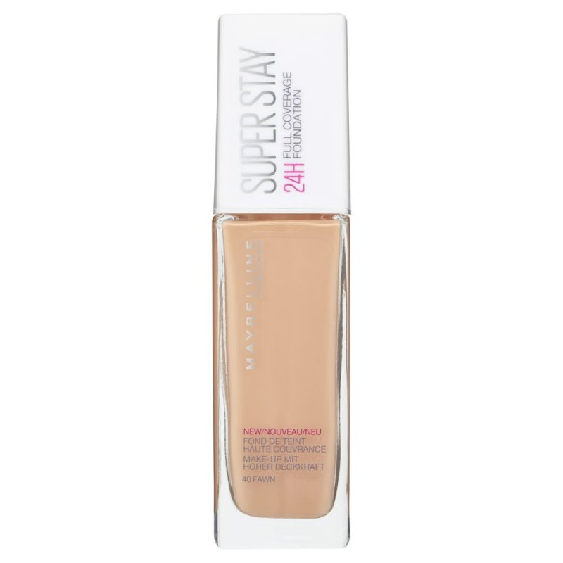 Maybelline Superstay 24h Foundation - Fawn