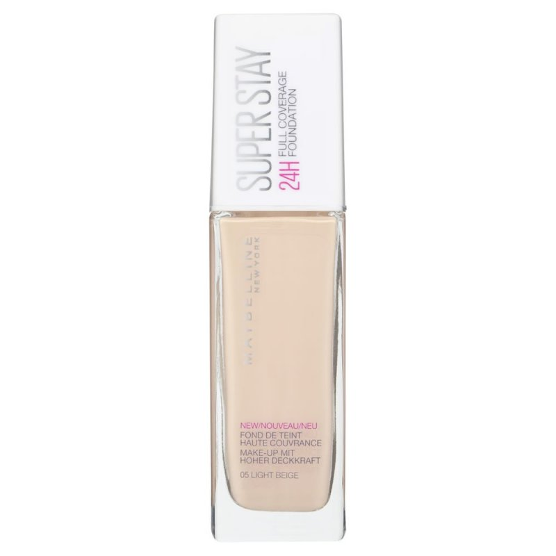 Maybelline Superstay 24h Foundation - Light