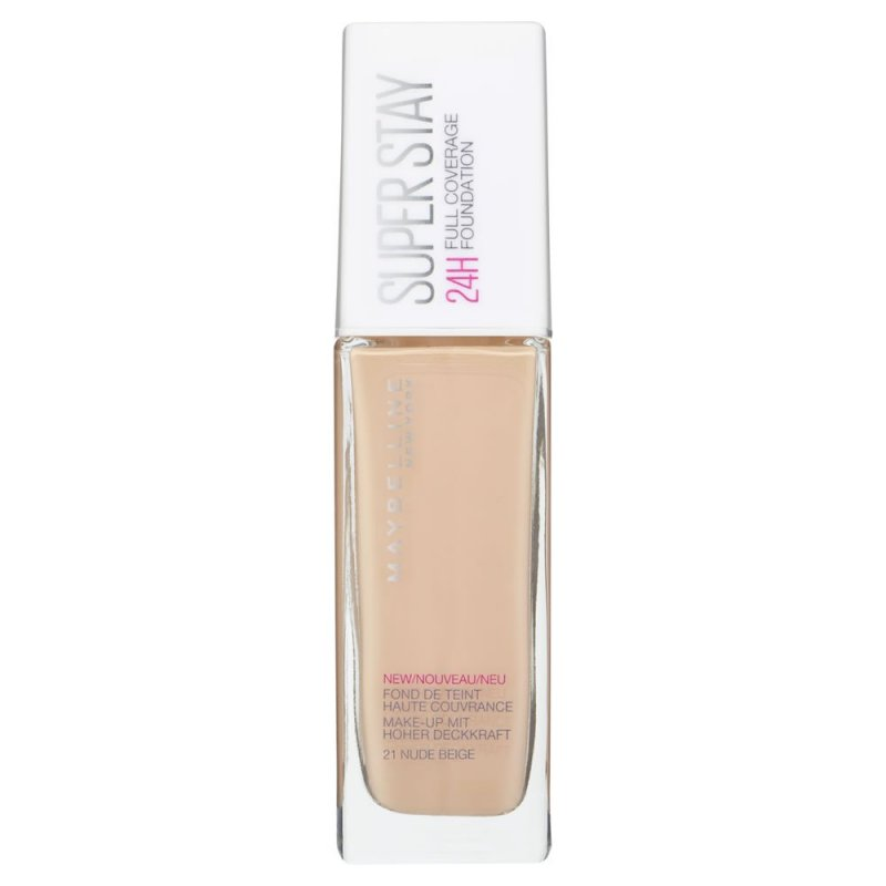 Maybelline Superstay 24h Foundation - Nude