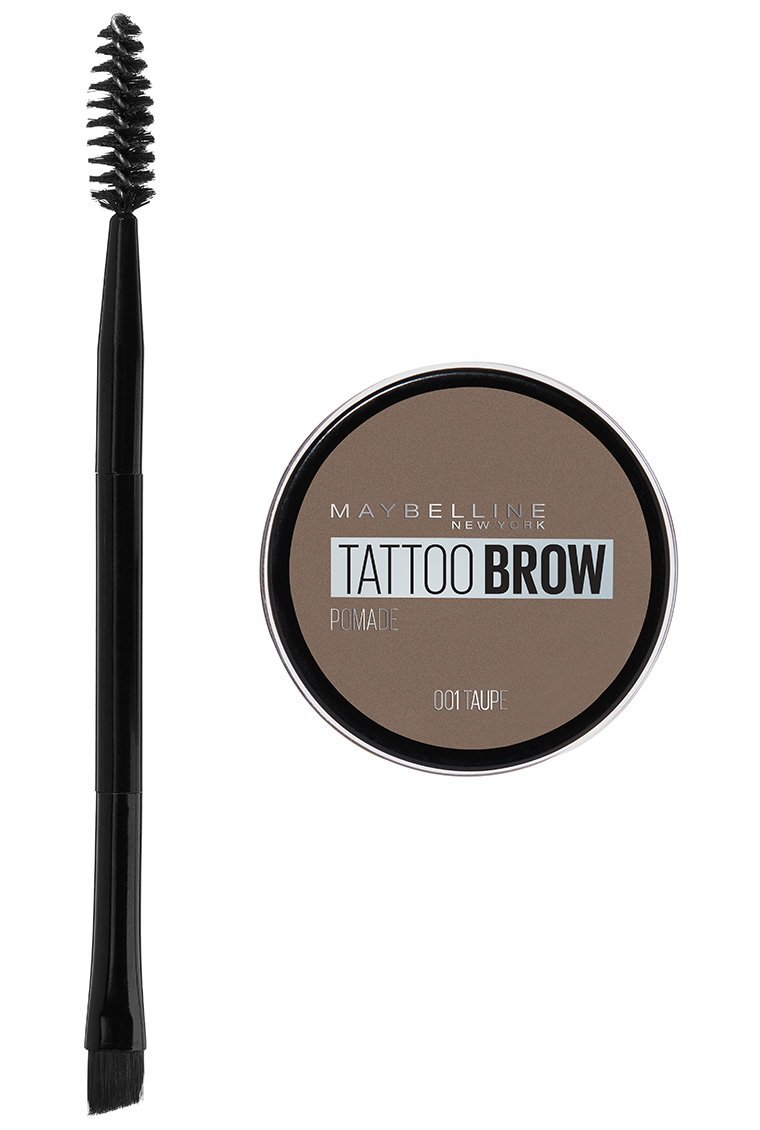 Maybelline - Tattoo Brow Pomade Pot - 01 Taupe