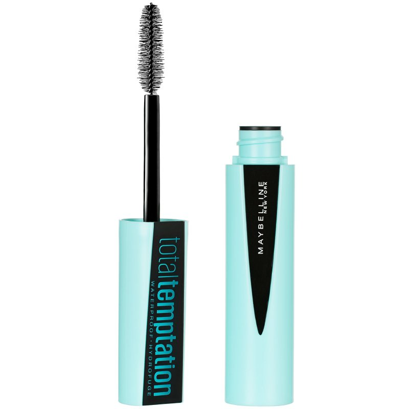 Maybelline Total Temptation Mascara Waterproof - Sort