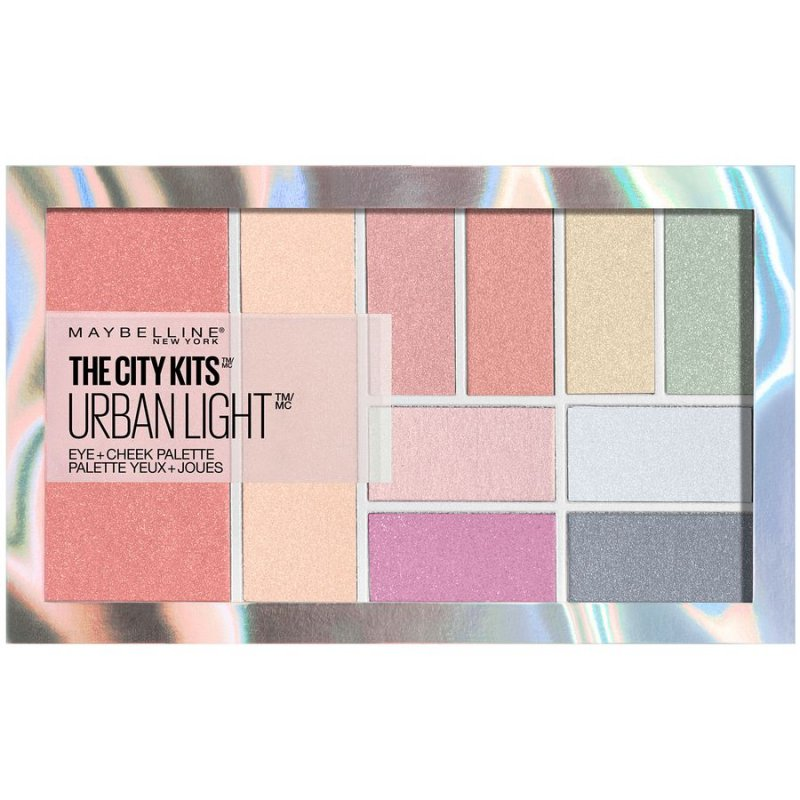 Maybelline The City Kits Palette