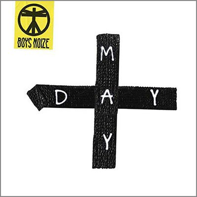 Image of   Boys Noize - Mayday - CD